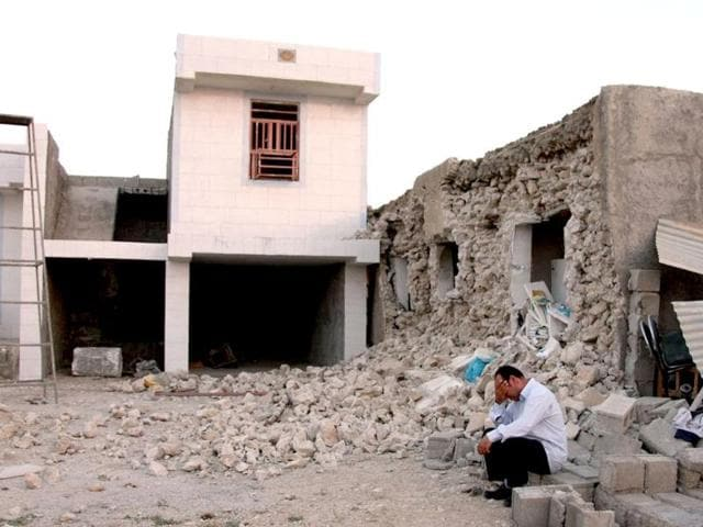 6.3 magnitude earthquake,Iran,US geological survey