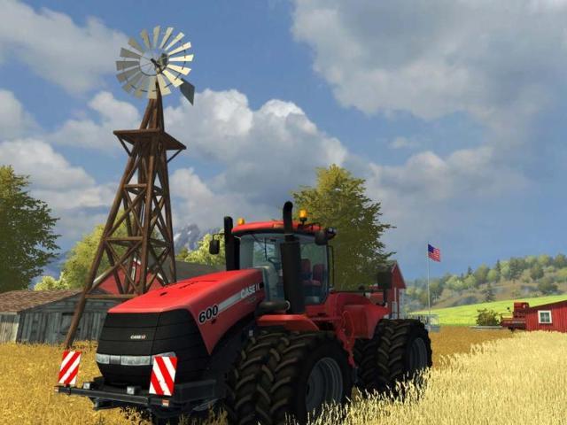 Farming Simulator,Xbox 360,PlayStation