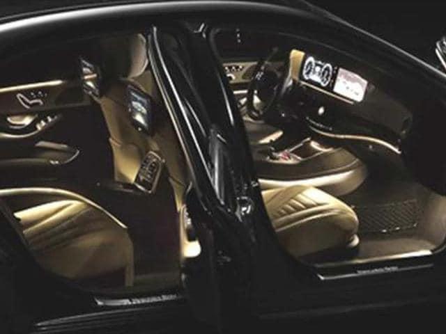 mercedes s-class,s-class interior,W222 S-class