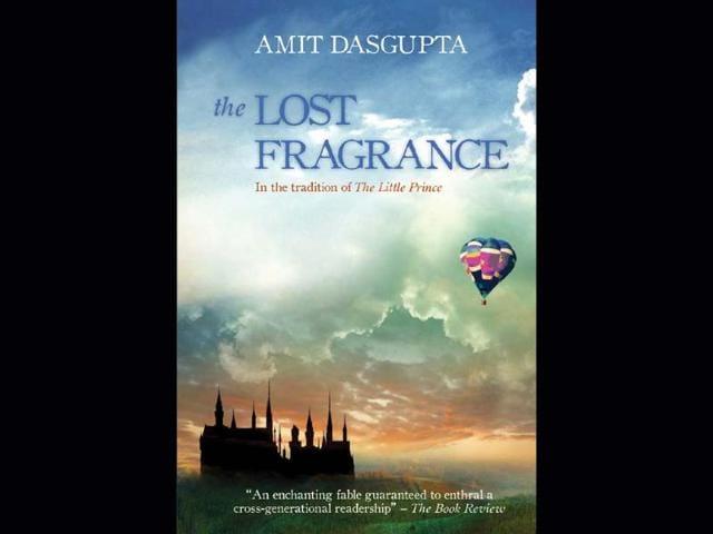 The Lost Fragrance,Amit Dasgupta,Harry Potter