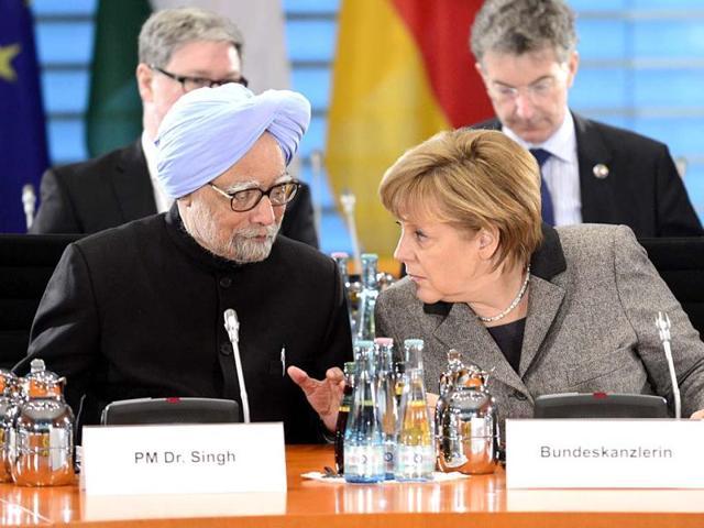 Prime Minister,Manmohan Singh,Angela Merkel