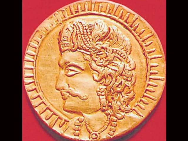 The-gold-coin