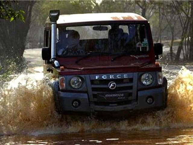 New Force Gurkha 4X4,review,-test-drive