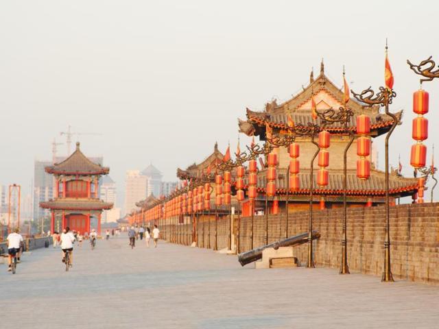 Buddhist temple,Xingjiao Temple,Xuan Zang