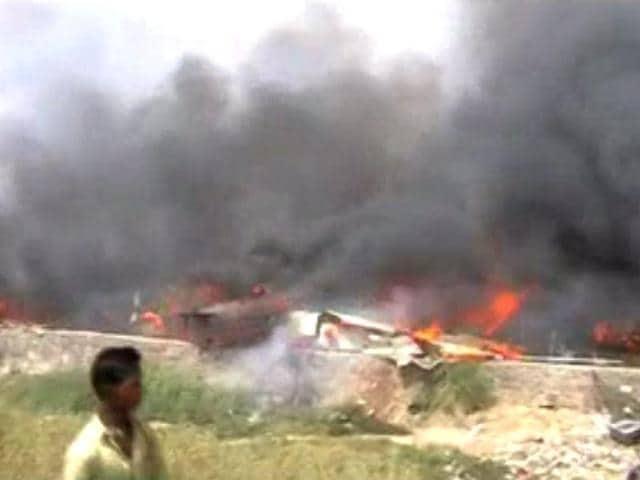 Delhi fire,Narela slum fire,delhi fire service