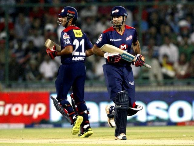 Delhi Daredevils,Sir Vivian Richards,T20