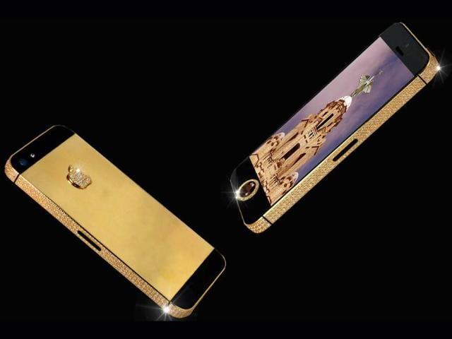 161820887 Object of desire  the world s most expensive smartphone revealed ...