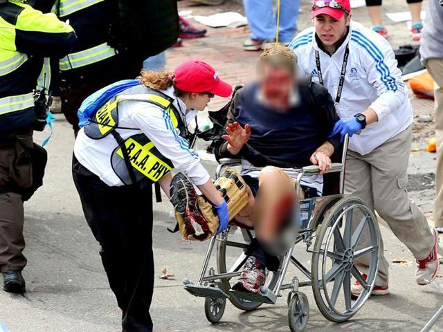 Boston Marathon,orthopaedic surgeon,Vivek Shah
