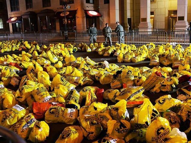 Boston Marathon Blast