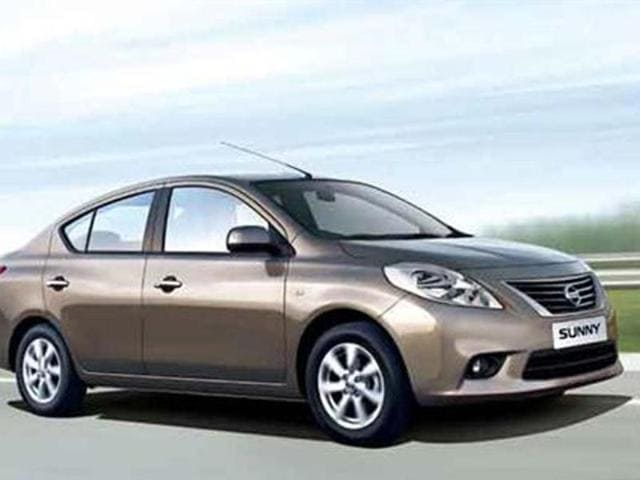 Nissan-Sunny-automatic-now-on-sale