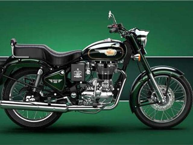Royal Enfield Bullet 500 launched