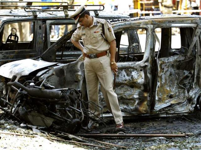 bangalore blasts