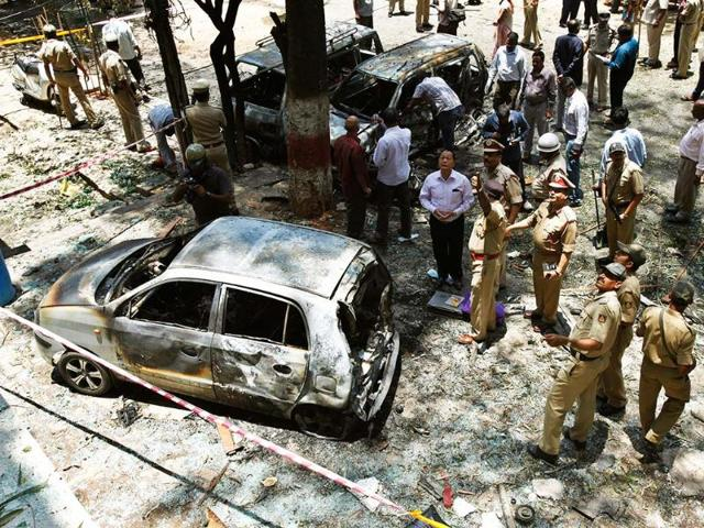 Karnataka chief minister Jagadish Shettar has assured best medical aid and compensation to the victims of the blast in Bangalore, which has left at least 16 injured. Shettar said that the local government would take the responsibility for the medical expenses and treatment of the injured.