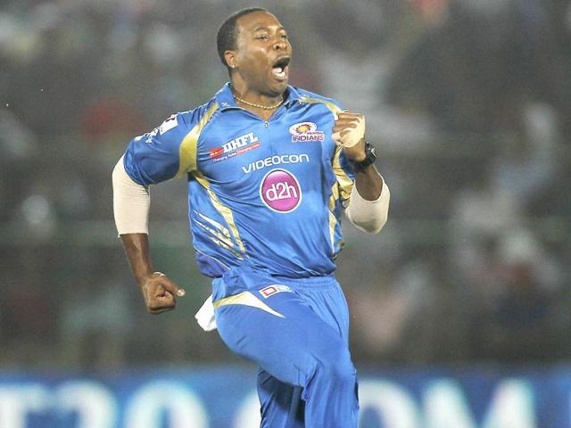 Kieron Pollard,Sunrisers Hyderabad,t20 league