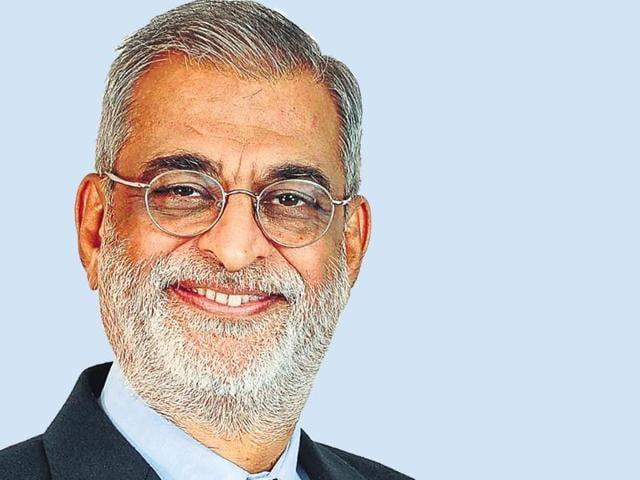 Vijay K Thadani,NIIT Ltd,NIIT CEO