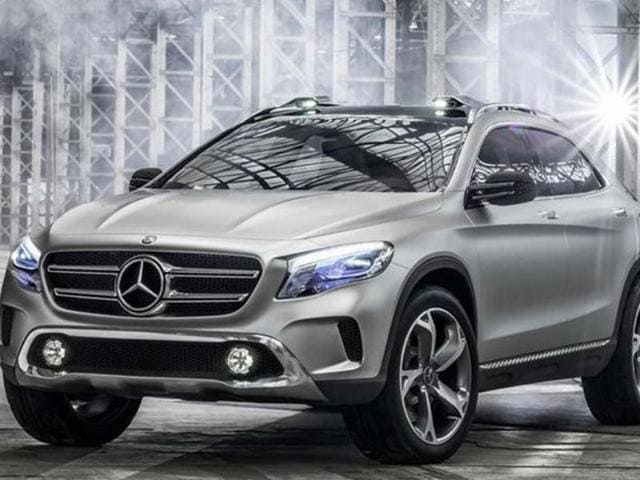 Audi leads,Merc plays catch-up with new launches,German luxury carmaker