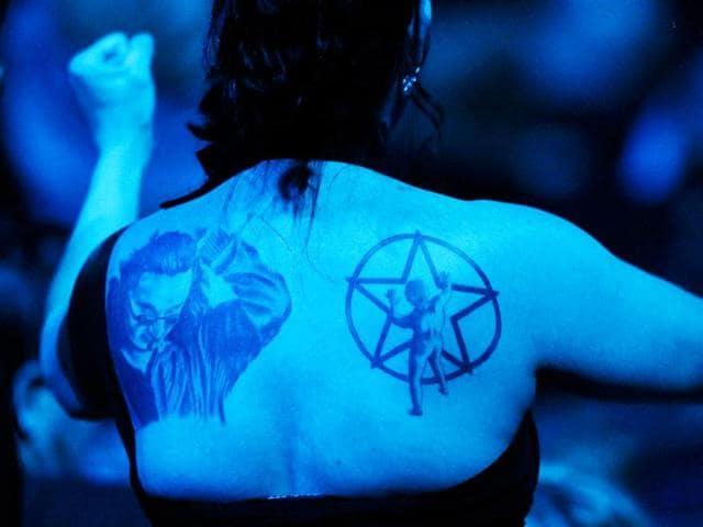 faux tattoos