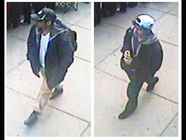 Boston Marathon bombing,bombing suspects,twin blasts