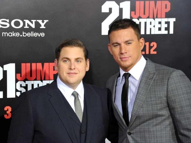 Jonah Hill,Channing Tatum,screenplay