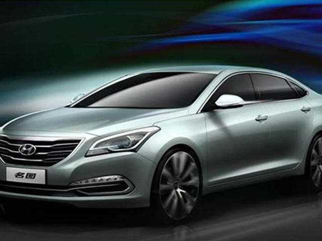 Hyundai Mistra concept revealed,Mistra,Hyundai's premium SUV