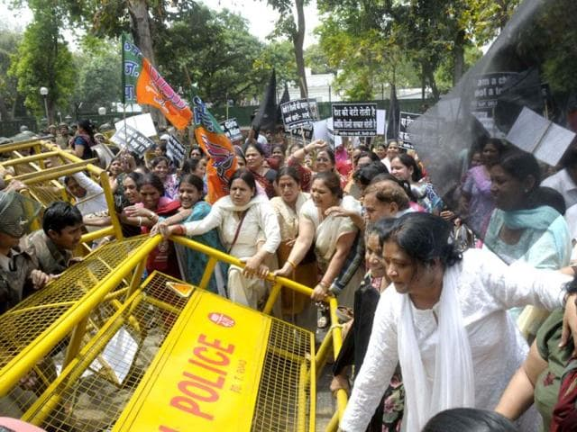AAP protests in Delhi,Child rape cases,Delhi minor rape