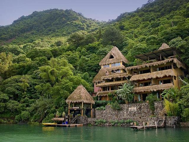 Laguna Lodge,Guatemala,The Scarlet