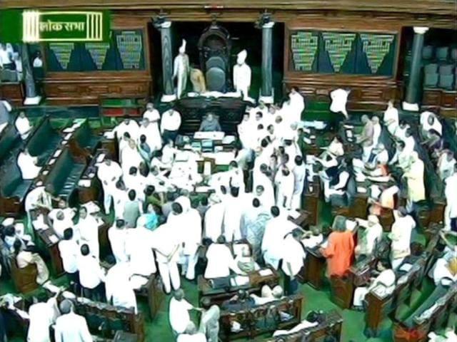 lok sabha,parliament,disruptions