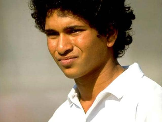 Before making his debut in international cricket, Sachin stitched a 664-run unbroken partnership with Vinod Kambli in a domestic match. (Getty Images)