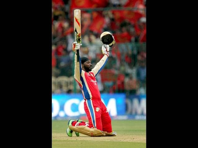 Chris Gayle,Chennai Super Kings,RCB