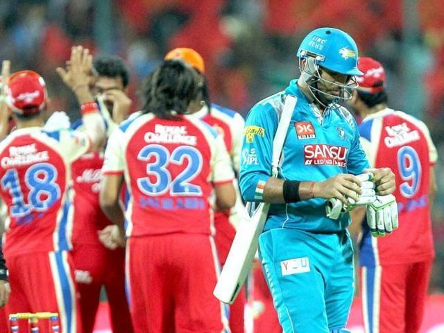 Pune Warriors,Kings XI Punjab,Ross Taylor