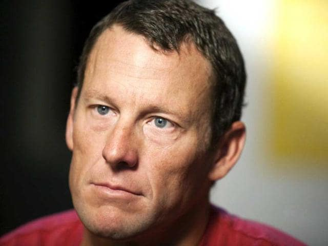 Lance Armstrong,Sunday Times,American