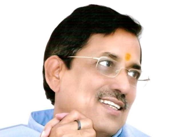 Satyadev Katare,Pankaj Chaturvedi,Shivraj Singh Chouhan. Congress