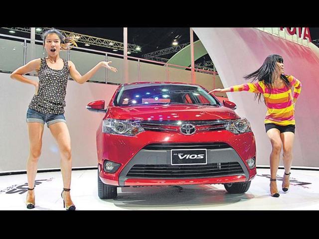 Toyota Motor Corp,General Motors,Volkswagen
