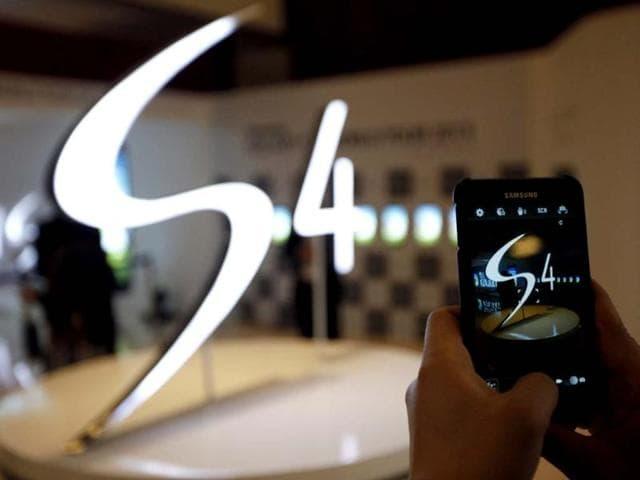 Samsung India,Galaxy S4,Vineet Taneja