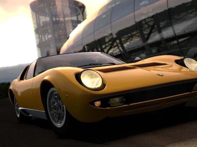 PlayStation 4,Gran Turismo 6,PlayStation 4