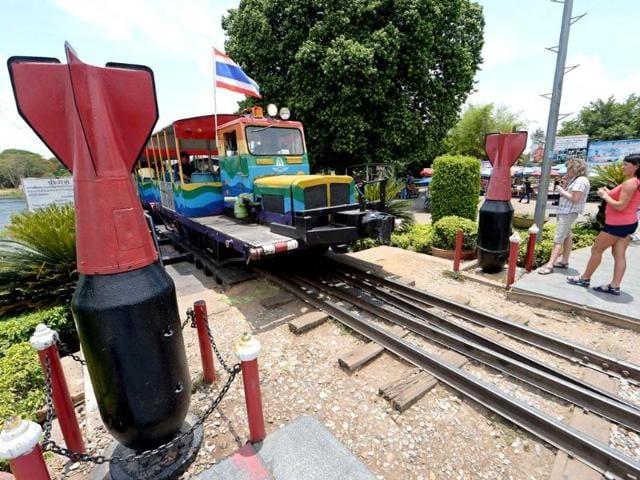 Myanmar,Death Railway,World War 2 memorial