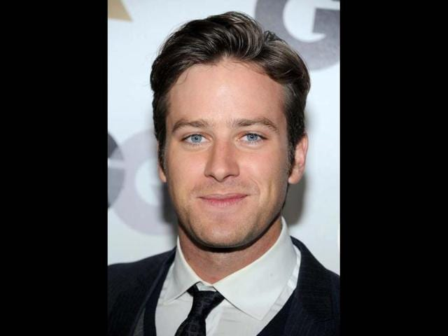 Armie Hammer,TOm Cruise,The from U.N.C.L.E
