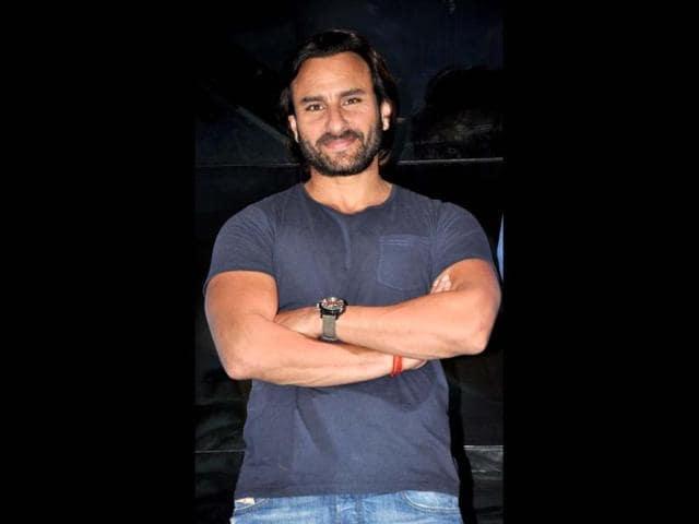 Saif Ali Khan,Hindustan Times,Entertainment