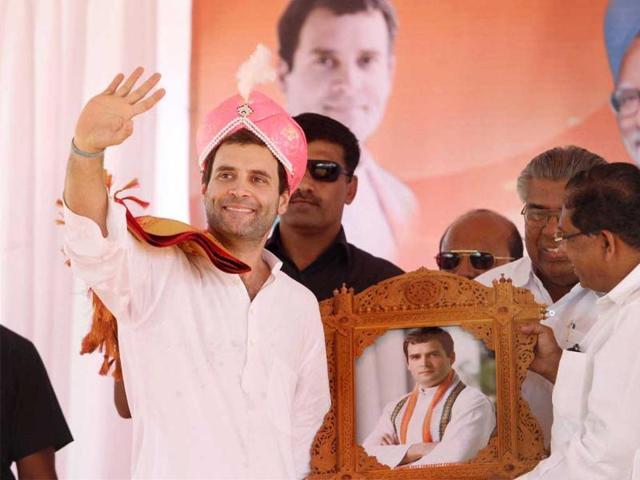 Rahul mocks BJP for its 'double standard'