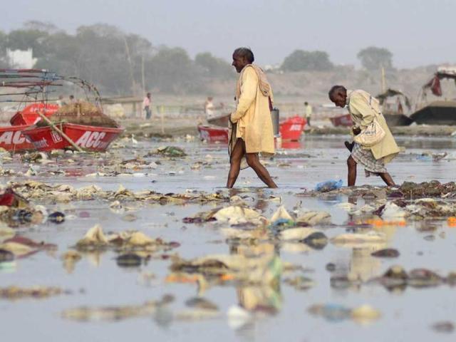 clean Ganga,Supreme Court,BJP