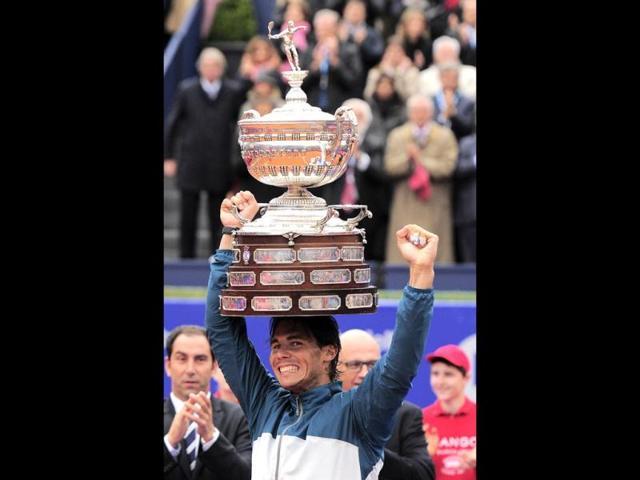 Rafael Nadal,higher seeding,french open