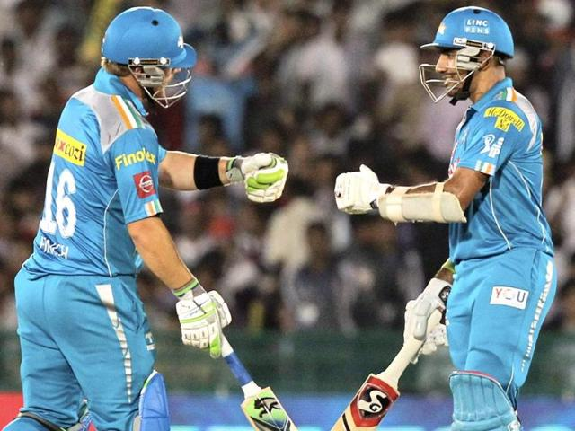 T20 League,Chennai Super Kings,Pune warriors