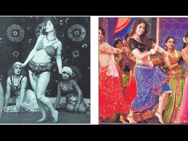 Portrayal of women,munni badnaam hui,Kahaani