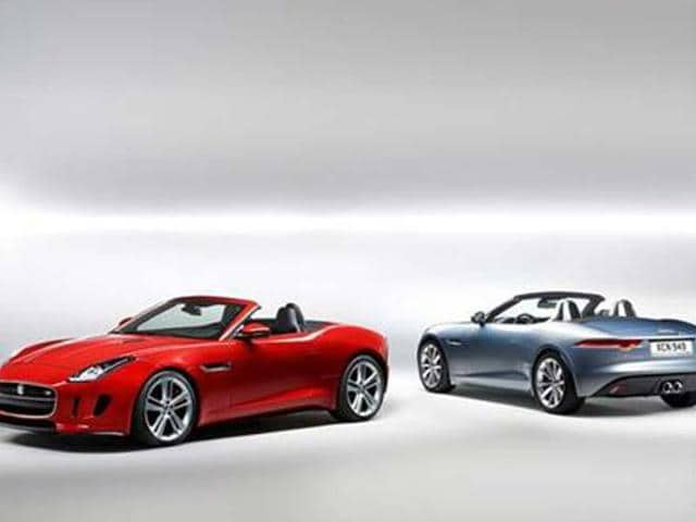 Jaguar,Jaguar F-Type,Tata Motors