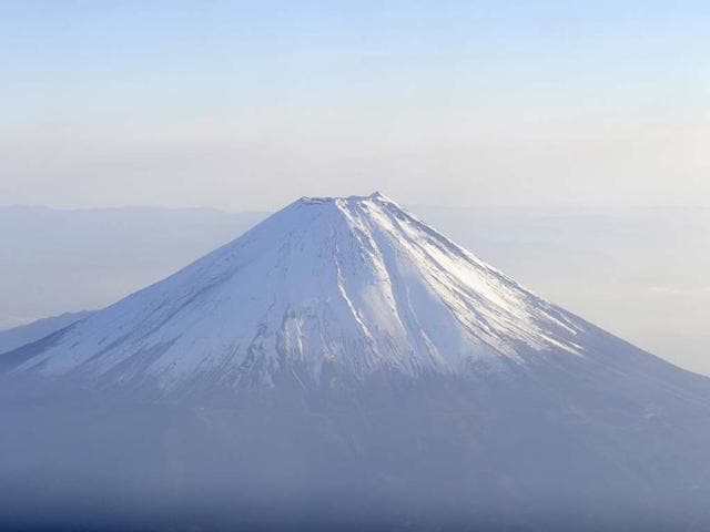 Mt-Fuji-the-highest-mountain-in-Japan-at-3-776-metres-12-460-feet-is-expected-to-be-formally-listed-in-June-when-the-World-Heritage-Committee-of-UNESCO-meets-in-Cambodia-Photo-AFP-Toshifumi-Kitamura