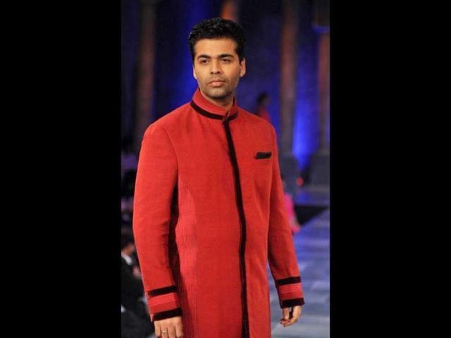 Karan Johar,Bollywood,Entertainment