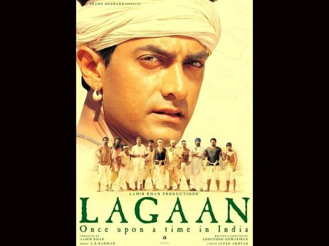 Lagaan-2001-Ashutosh-Gowariker-s-film-was-based-on-two-passions-Indians-feel-the-most-patriotism-and-cricket-Set-in-a-pre-Independence-era-the-film-beautifully-Indianises-cricket-and-its-terminology-It-also-becomes-the-backdrop-of-a-complicated-love-triangle-Aamir-Khan-starrer-Lagaan-was-nominated-as-the-official-Foreign-Language-Film-at-the-Oscars
