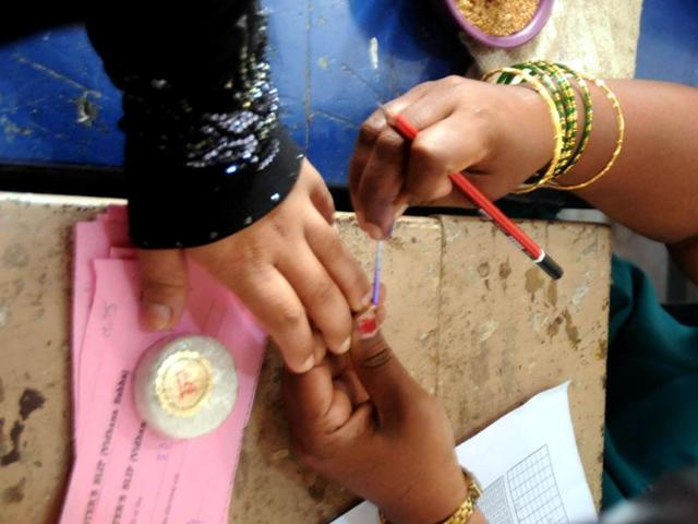 Polling for MC election ends in Haryana