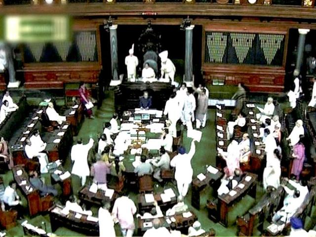 Parliament held up again as BJP wants PM to quit