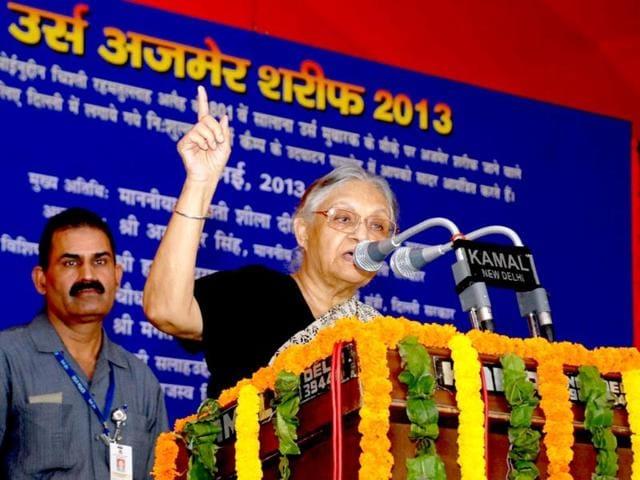 Delhi BJP,Delhi chief minister,Sheila Dikshit